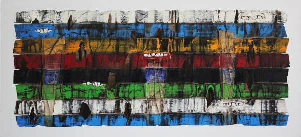 A Song For You T.Yb. 70x150cm 2016