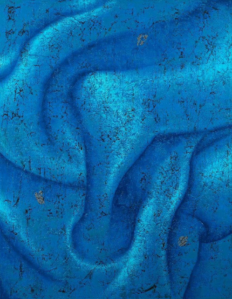 Legendery Waters T.yb 180x140cm 2015