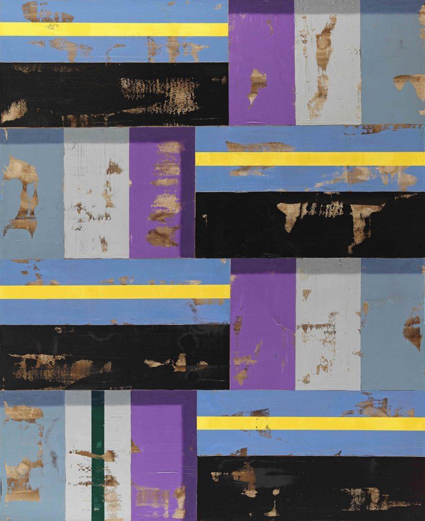 Rapsody T.yb 160x130cm 2012